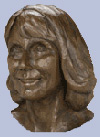 Lynn McIntyre, Self-Portrait Sculpture